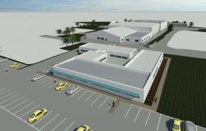 L'extension du site de production finistérien d'Agrimer s'apprête à voir le jour