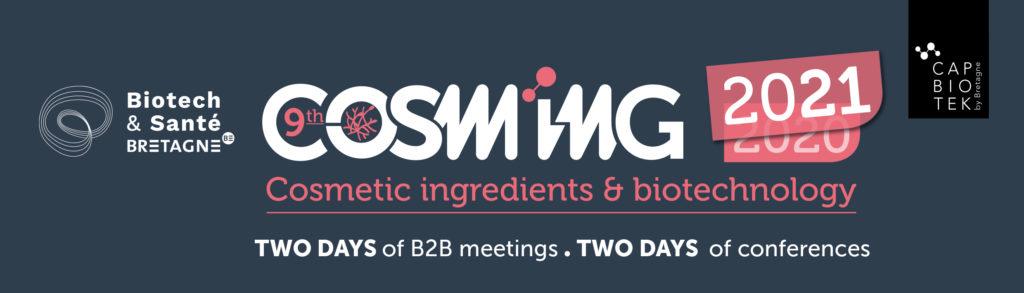 Cosm'ing 2021 : deux rendez-vous pour les professionnels de la cosmétique