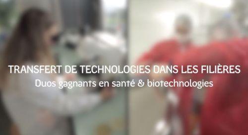 AAP Transfert 2019 : de nouveaux projets biotechs sélectionnés