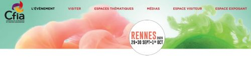 Biotech Santé Bretagne vous donne rendez-vous au CFIA les 29-30 sept. & 1er oct. 2020
